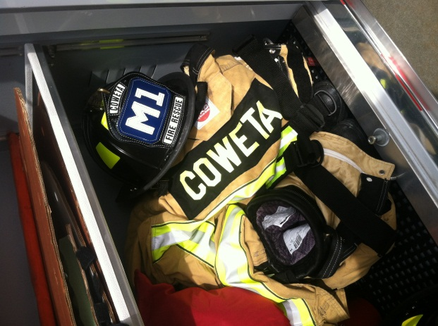 Photo of Fire-Rescue Gear