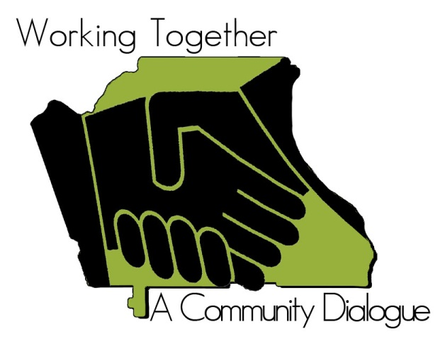 Working Together Graphic