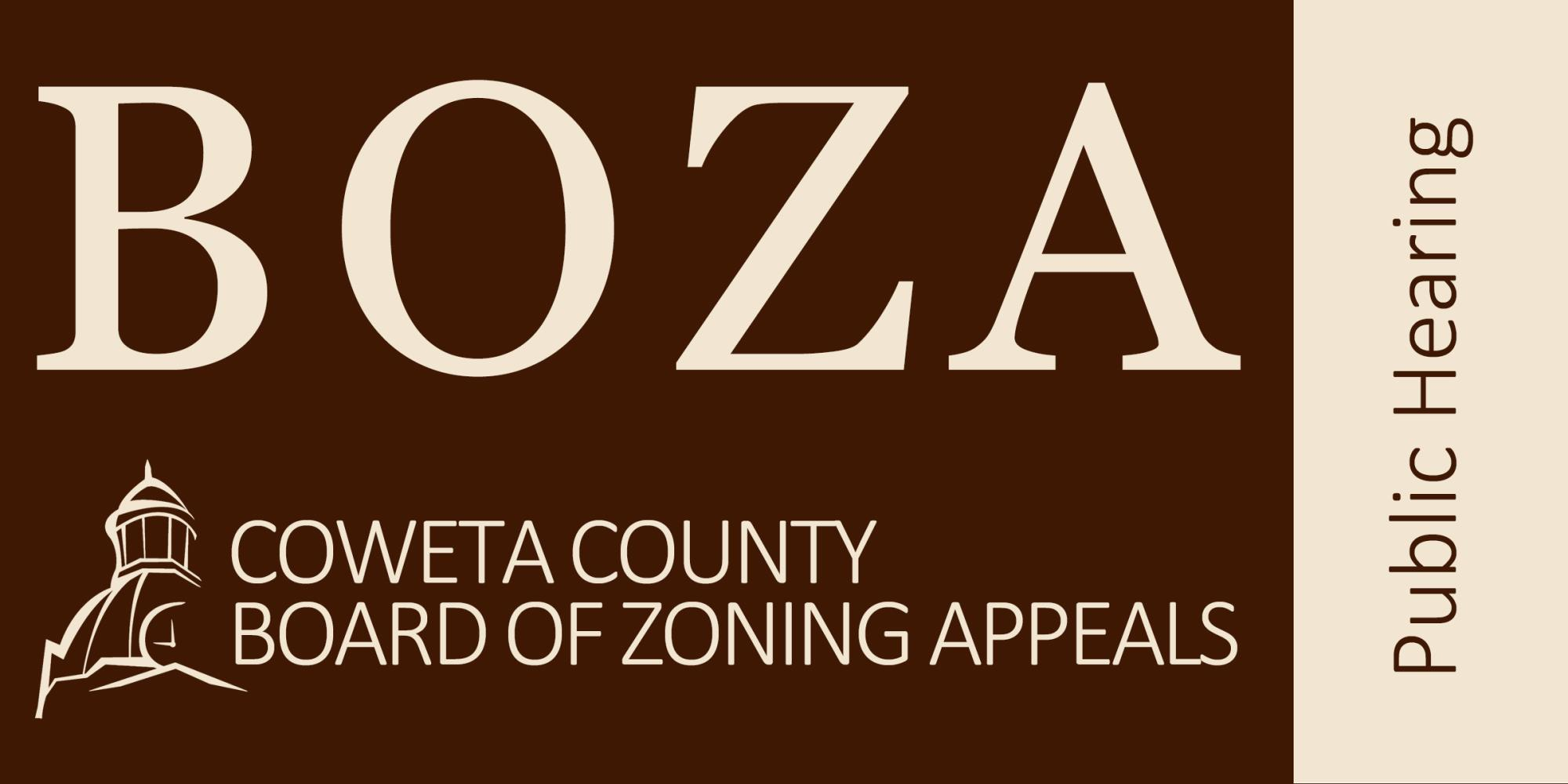 BOZA Notice